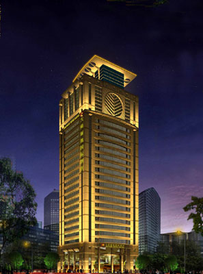 zhuzhou tv tower