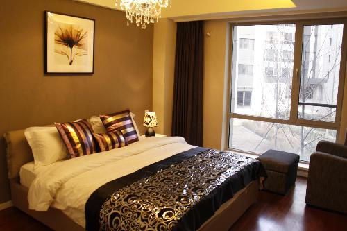 Beijing Jiuduhui Serviced Apartment