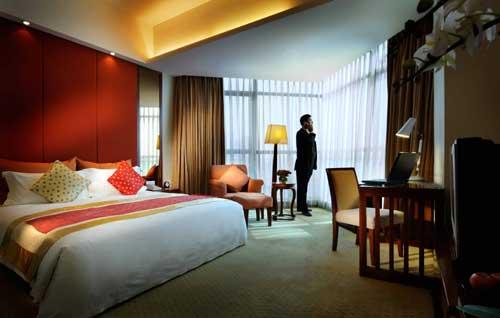 Foshan Crowne Plaza Rooms Facilities Prices Photos