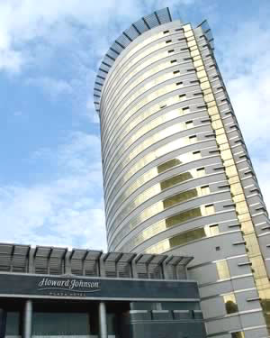 Howard Johnson Ginwa Plaza Hotel Xi'an