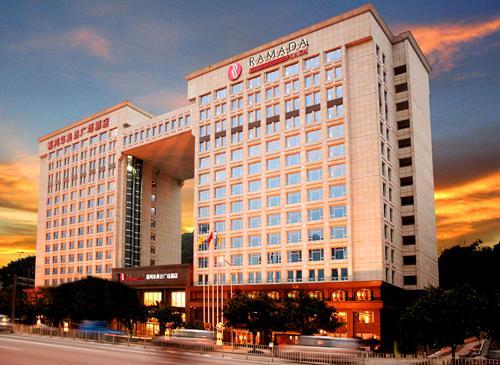 Ramada Plaza Guangzhou Hotel In Guangzhou China