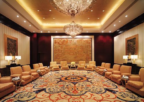 Shangri la golden flower hotel xian albergo in cina prenotazioni e offerte speciali negli - Bagno shangri la castagneto ...