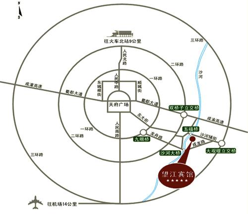 WangJiang Hotel Chengdu: Hotel von Chengdu in China, Buchungen und ...